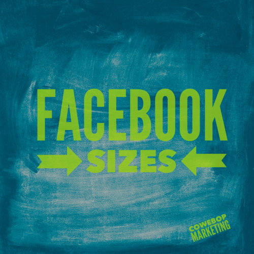 Facebook Sizes for Everything