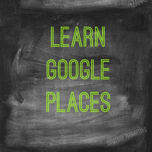 Google Places Helpful URLs